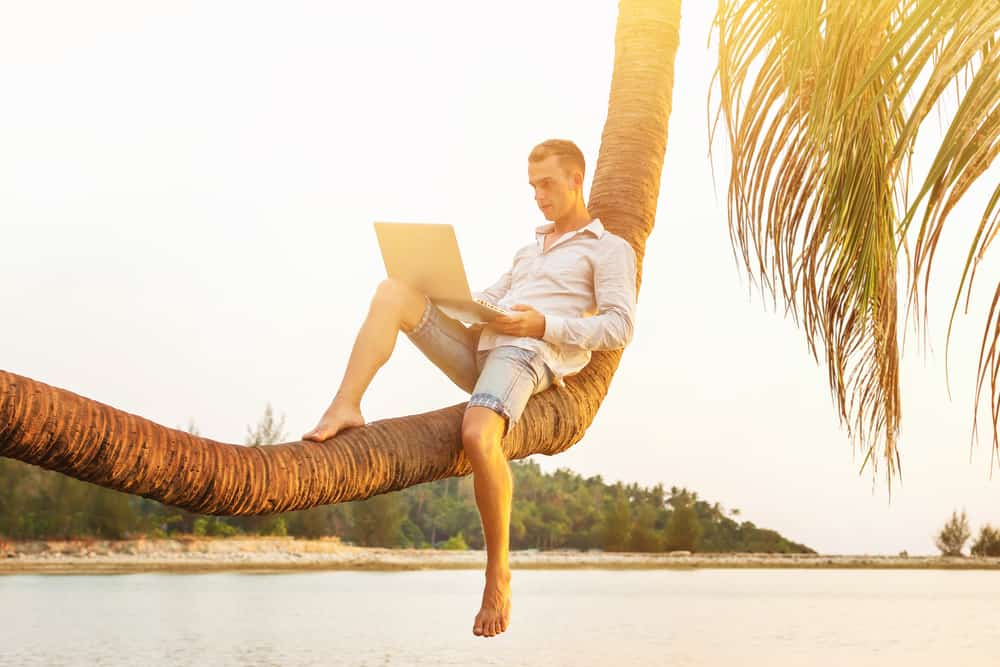 How to Become a Digital Nomad and Travel The World Full-Time