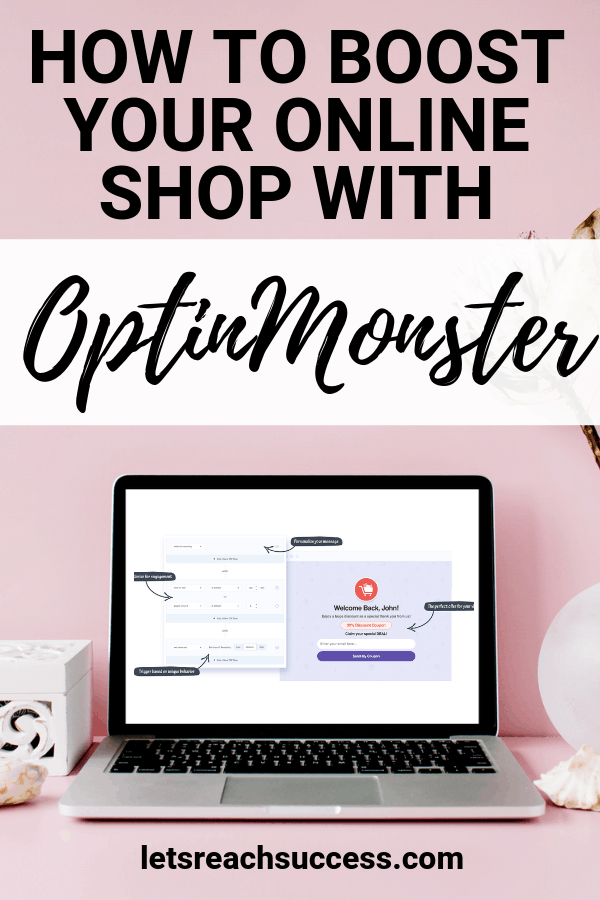 Want to make money with your online shop but visitors are often leaving your website? Here are the exact ways you can use OptinMonster to reduce cart abandonment and start maximizing the profit of your online store: #onlinestore #onlineshop #optinmonster #cartabandonment #makemoneyonline