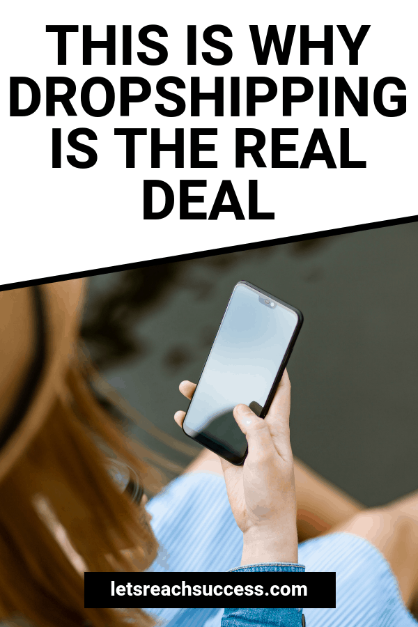 Dropshipping is going to change the e-commerce industry. Here are some of the reasons that make dropshipping the real deal. #ecommerce #ecommercetips #onlinebusiness #makemoneyonline #ecommercebusiness #dropshipping #dropshippingforbeginners