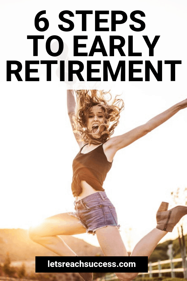 Want to retire much sooner, say around 40? That's possible if you're smart with your money. Here's how to take early retirement: