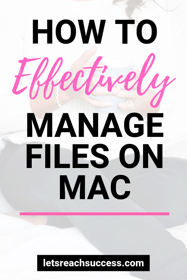You might have been using a Mac for a lot of years, but it is possible that you are still not familiar with some of the tricks that can help you get more out of your computer.  Here are the top hacks for Mac users to organize your files: #organizefilesonmac #organizefiles #productivitytools #macbooktips #productivitytips