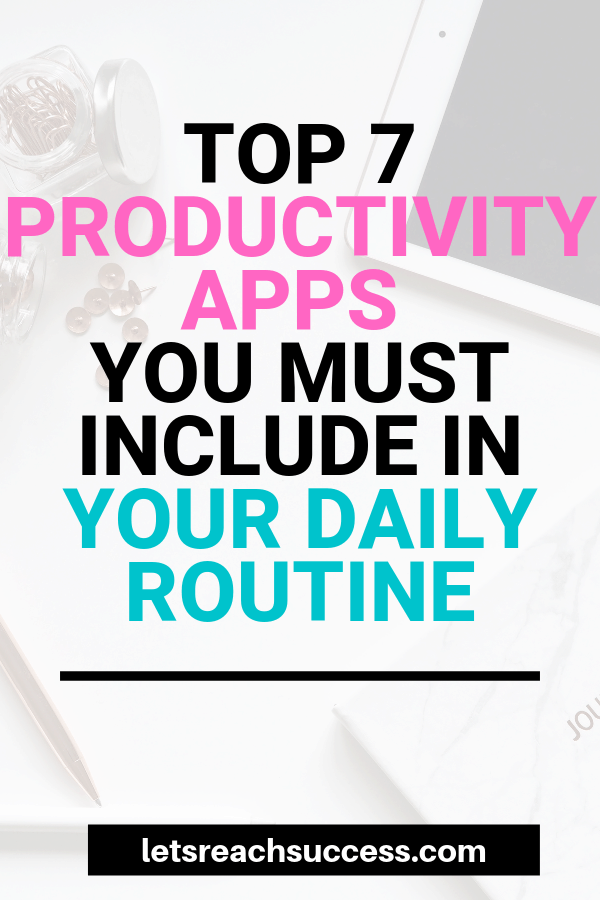 Care to know about top productivity apps that could bring growth, productivity, as well as efficiency in your daily life? Here they are: #productivityapps #productivitytools #businesstools #productivitytips #productivity #businessapps