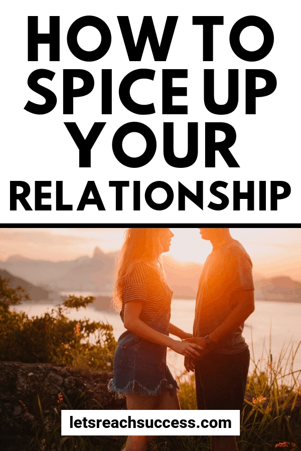 Every relationship faces ups and downs. Here are a few simple tips on how to spice up your relationship and bring back the love. #relationshipadvice #relationshiptips #datingtips #marriageadvice #relationships