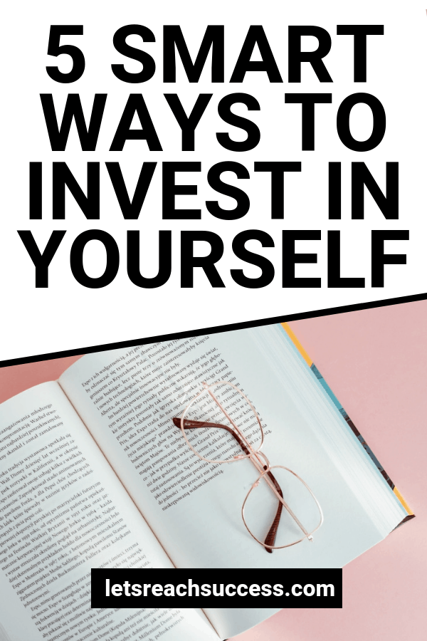 Life is short and you only get the one, so it's important to make the most of it. Here are some of the ways you can invest in yourself: #relationshipadvice #moneytips #finance #careertips #moneymanagement