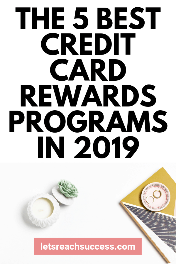 Reward yourself regularly when you enroll in the rewards program of these five credit cards that offer the best points for perks. #creditcardrewards #creditcardrewardsprograms #creditcardtips #creditcardrewardshacks #savemoney