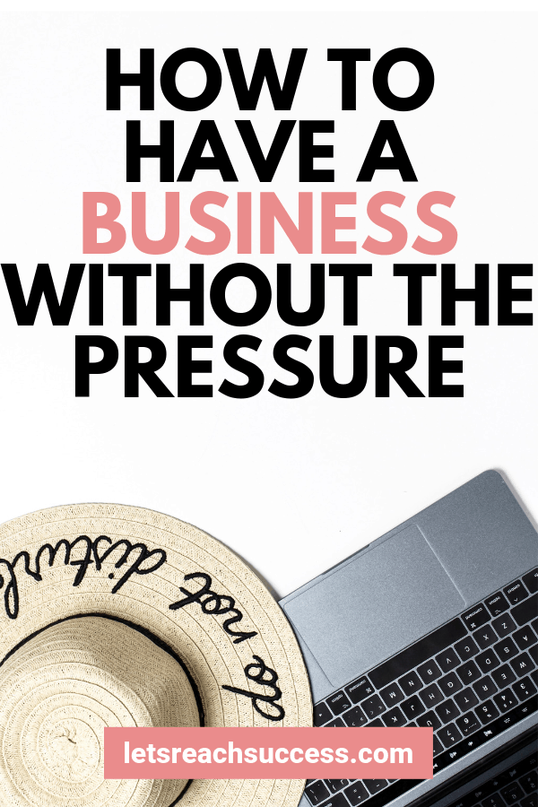 The more pressure from your business, the more likely you're going to be to want to pack it all in. Here's how to deal with business pressure: #businesstips #businessowner #startabusiness #sidehustle #entrepreneur #bossbabe #ladyboss