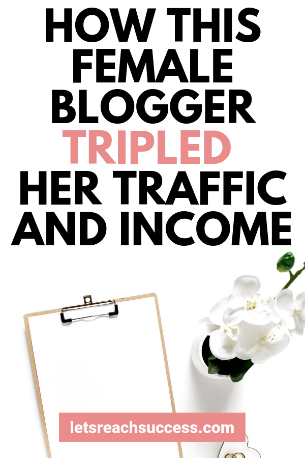 Do you struggle with increasing your blog traffic and income? Check out the story of Tiffany of BeautifulDawnDesigns who uses Pinterest and blogs smart: #bloggingtips #makemoneyblogging #affiliatemarketingtips #femalebloggers #blogtraffic #blogtraffictips #moneymakingideas
