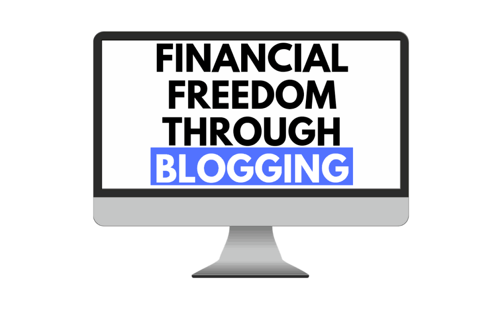 financial freeom through blogging - premium blogging course for new, intermediate and advanced bloggers by lidiya k from letsreachsuccess.com