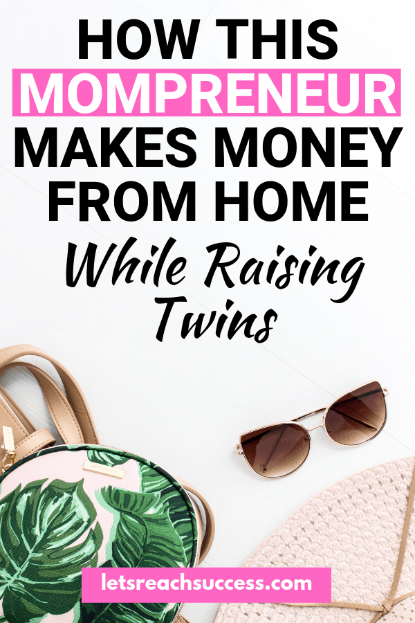 Are you a stay at home mom that wants to make money online? Check out the story of Elna Cain from TwinsMommy. In this post, she shares how she started her freelance writing business and became a full-time blogger: #makemoneyblogging #twinsmommy #momblogstofollow #momblog #stayathomemom #bloggingtips #makemoneyfromhome