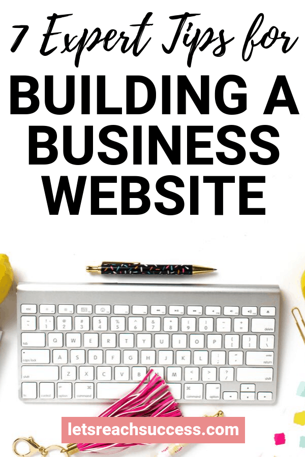 You don't need to be a web developer or hire one to develop a website for your online biz. Here are some tips to get things right from the start: #startablog #buildawebsite #bloggingtips #howtostartablog #onlinebusinesstips