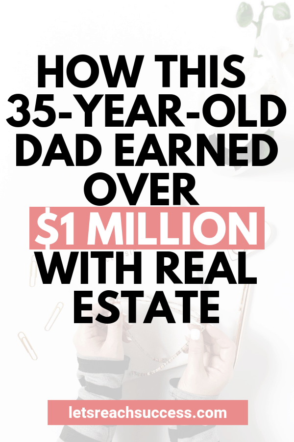 Andrew from WealthyNickel has managed to earn more than $100K per year (on top of his full-time job) from multiple side hustles, mainly real estate investing. Here's how he generated over $1 million in 4 years: #howtobecomeamillionaire #sidehustleideas #realestateinvesting #makemoney #makemoneywithrealestate #milliondollarbusinessideas #passiveincomeideas