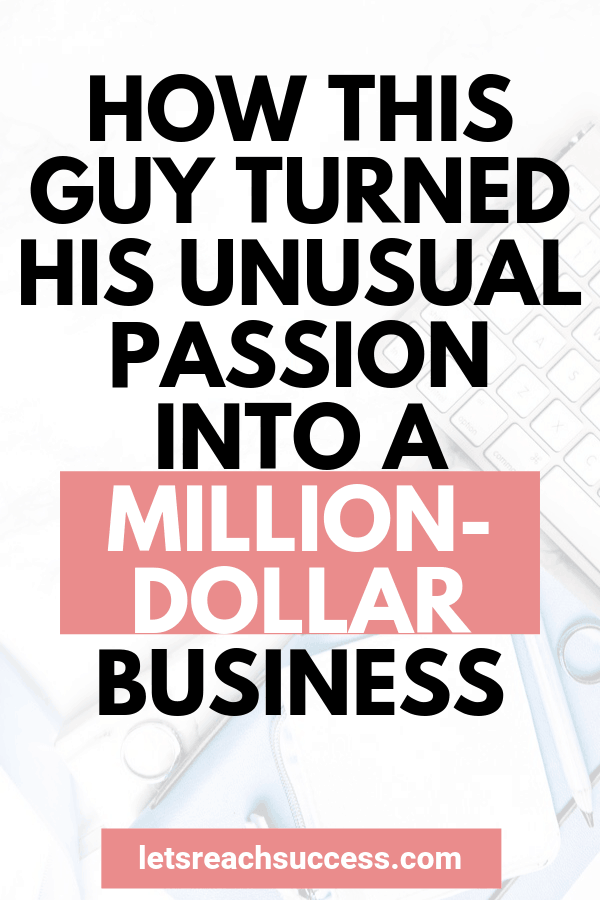 Want to become a self-made millionaire doing what you love? Check out the story of Shirag who turned his passion into a million-dollar business and now helps high-achieving students get into top colleges: #selfmademillionaire #milliondollarbusiness #milliondollarbusinessideas #sidehustleideas #makemoney #howtobecomeamillionaire