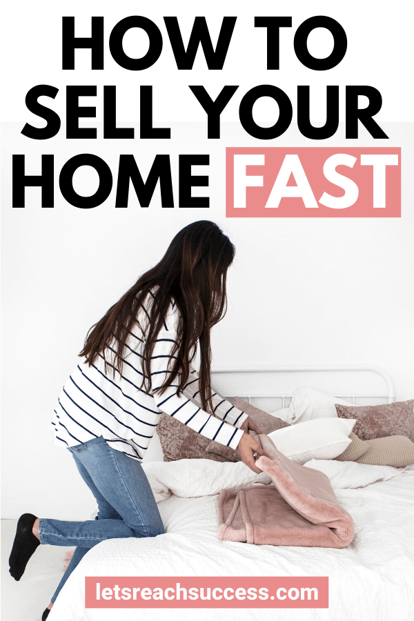 If you get your home ready to sell, it's going to be more appealing to buyers and you could get a faster sale and a better price. Here are some tips: #sellyourhousefast #sellyourhouse #sellyourhome #realestatetipsforsellers #homeownertips #makemoney #makemoneywithrealestate