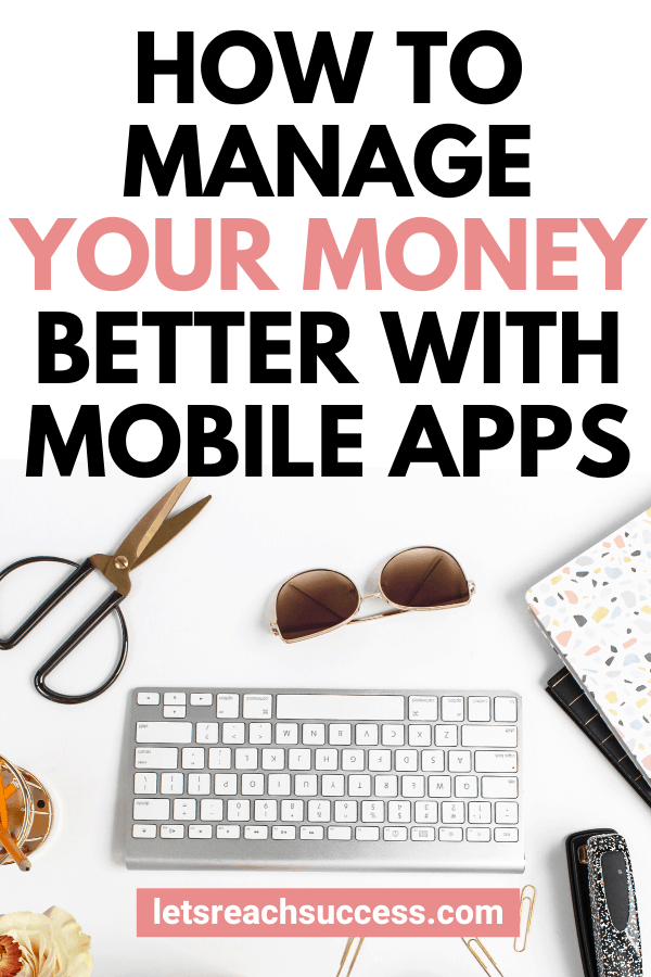 Apps can make it easier to manage your money effectively. Let's take a look at how you can improve your finances with mobile apps. #moneymakingapps #manageyourmoney #budgeting #financialplanning #moneytips #getoutofdebt