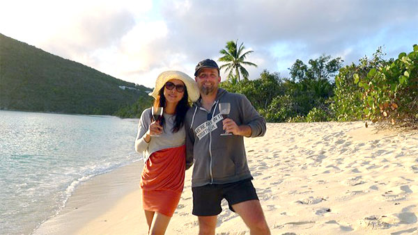 How This Couple Saved Enough to Retire in Their 30s and Travel The World
