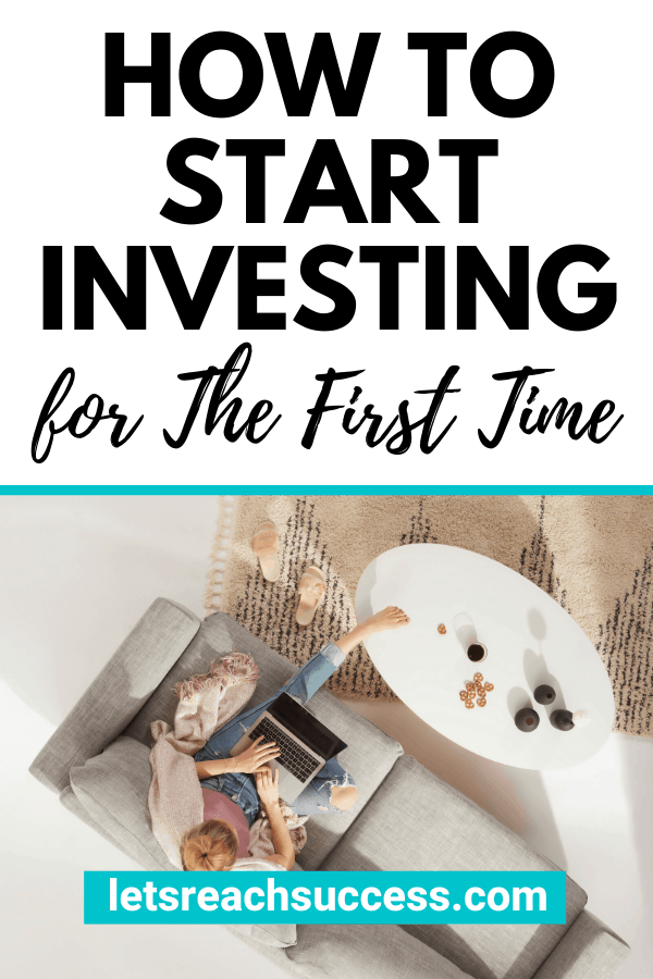 Thinking about investing some of your money? Learn how to start investing and find out whether an investment is your cup of tea or not: #investingforbeginners #investingmoney #howtostartinvesting #investingtips #investing #makemoney