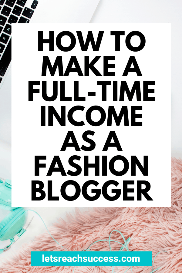 Do you want to be a fashion blogger and make money? Read the story of Maria of ChicPursuit who now earns $8K/mo from her fashion blog: #fashionblogger #howtomakemoneyfashionblogging #howtostartafashionblog #instagramfashionblogger #becomeaninstagraminfluencer #makemoneyblogging