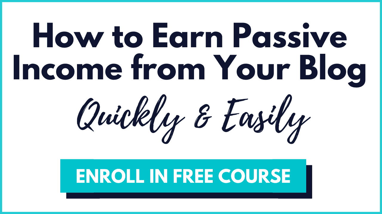 passive income boss free course