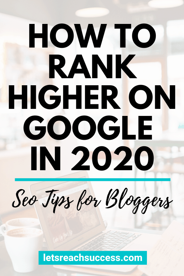 Read this guide to know how to rank higher on Google by implementing effective SEO strategies so that you can attain long-term revenue. #howtorankhigherongoogle #seoforbeginners #seoforbloggers #seotipsandtricks #seotipsforbloggers #searchengineoptimization #