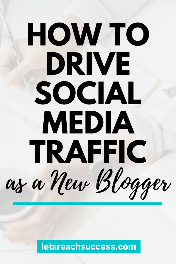 Social media is extremely important for new bloggers. Here are the steps you need to take to drive social media traffic to your new blog: #socialmediatraffic #freetrafficsocialmedia #organictrafficsocialmedia #blogtraffic #bloggingtipsforbeginners #blogtraffictips #socialmediatips