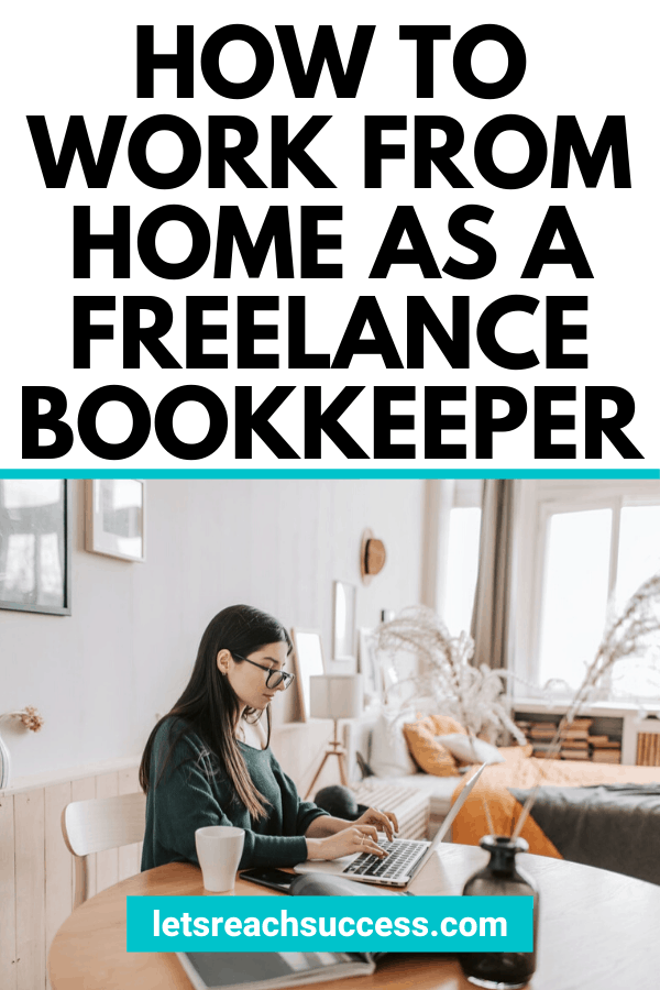 If you have a head for numbers, here are a few ways that you can make money from home as a freelance bookkeeper: #freelancebookkeeper #freelancebookkeeping #workfromhomebookkeeping #workfromhomeasabookkeeper #workfromhomejobs #makemoneyfromhome