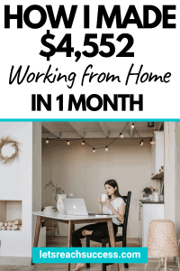 In my April 2020 blog income report, I share my monthly revenue and expenses as well as everything I worked on: #blogincomereports #makemoneyfromhome #incomereport2020 #incomereportblogger #bloggingtips #workfromhometips #bloggerincomereports