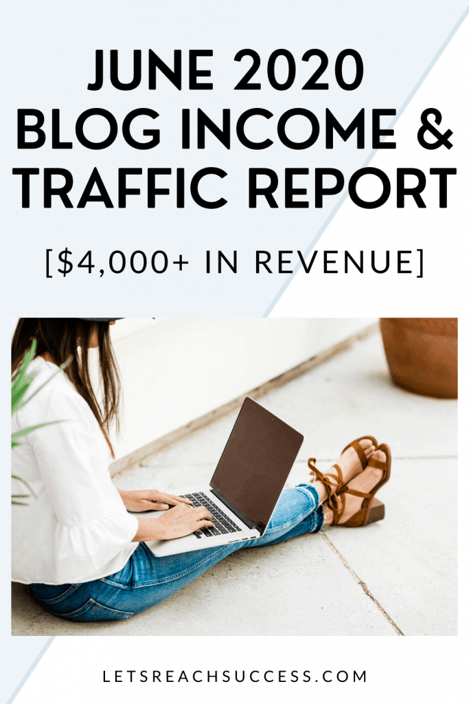 In my blog income reports, I share how much I earned in 1 month from my blogging business and in what ways. Check it out: #juneincomereport #blogtips #makemoneyblogging #blogincomereports #startablog #moneymakingideas #bloggerstofollow #fulltimeblogger