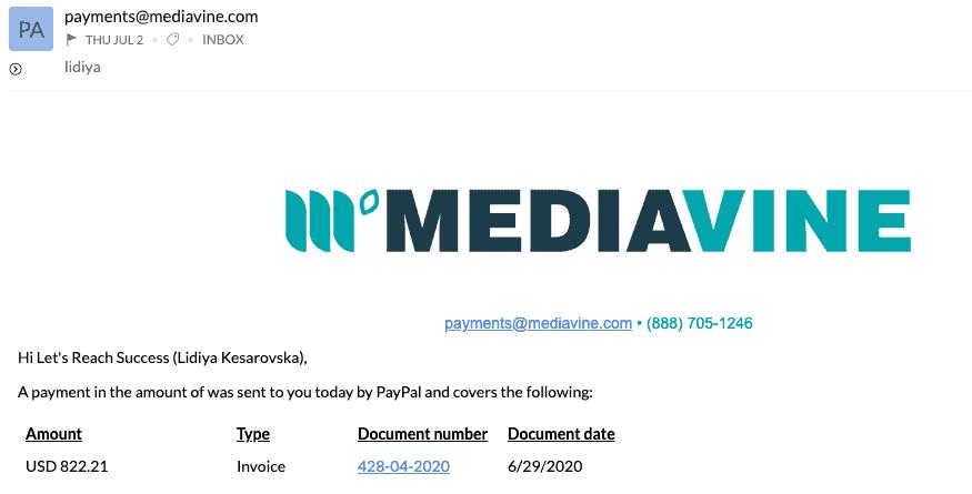 mediavine revenue july 2020