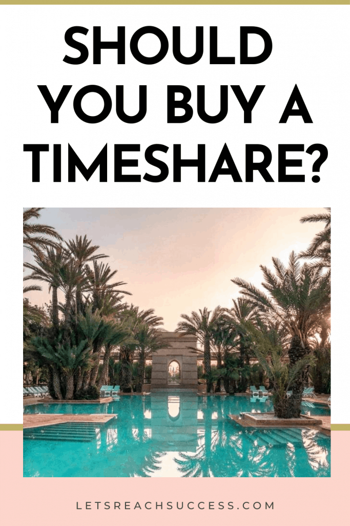 Want to buy a timeshare to add more travel and vacation time into your life? Here are 7 benefits of owning a timeshare: #timesharetips #timeshare #travelhacks #timesharevacations #savemoneytraveling #moneysavingtips