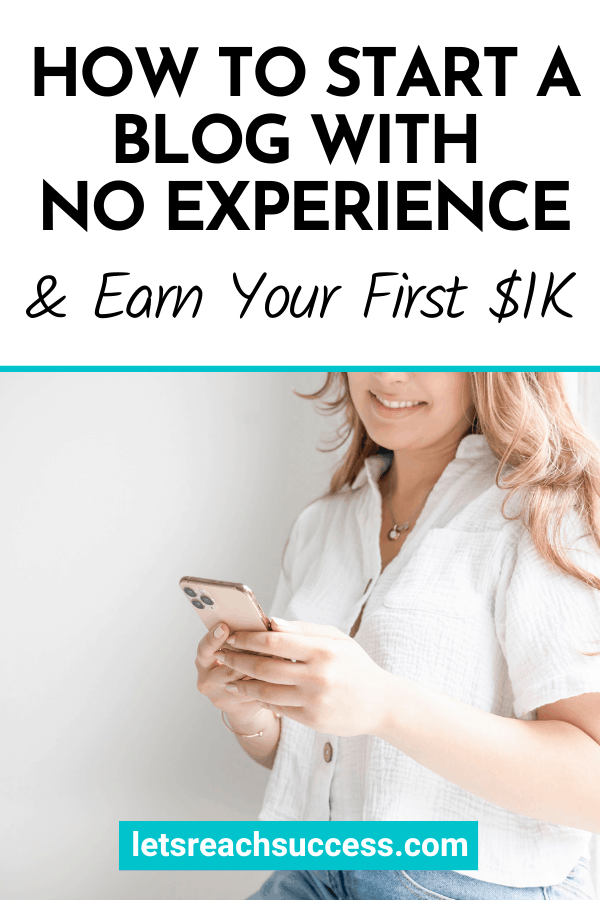 Want to become a blogger? Well, this is your chance and you don't even need any technical knowledge or experience. Check out this free guide on how to start a blog that earns you $1000/month: #howtostartablog #blogtips #bloggingforbeginners #makemoneyblogging #monetizeyourblog #bloggingtips #bloggingtipsforbeginners