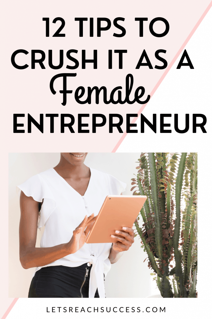 Here are the right elements to focus on that will help you find long-term success as a female entrepreneur: #femaleentrepreneur #womeninbusiness #bossbabetips #bosslady #businesstips #businesstipsforwomen