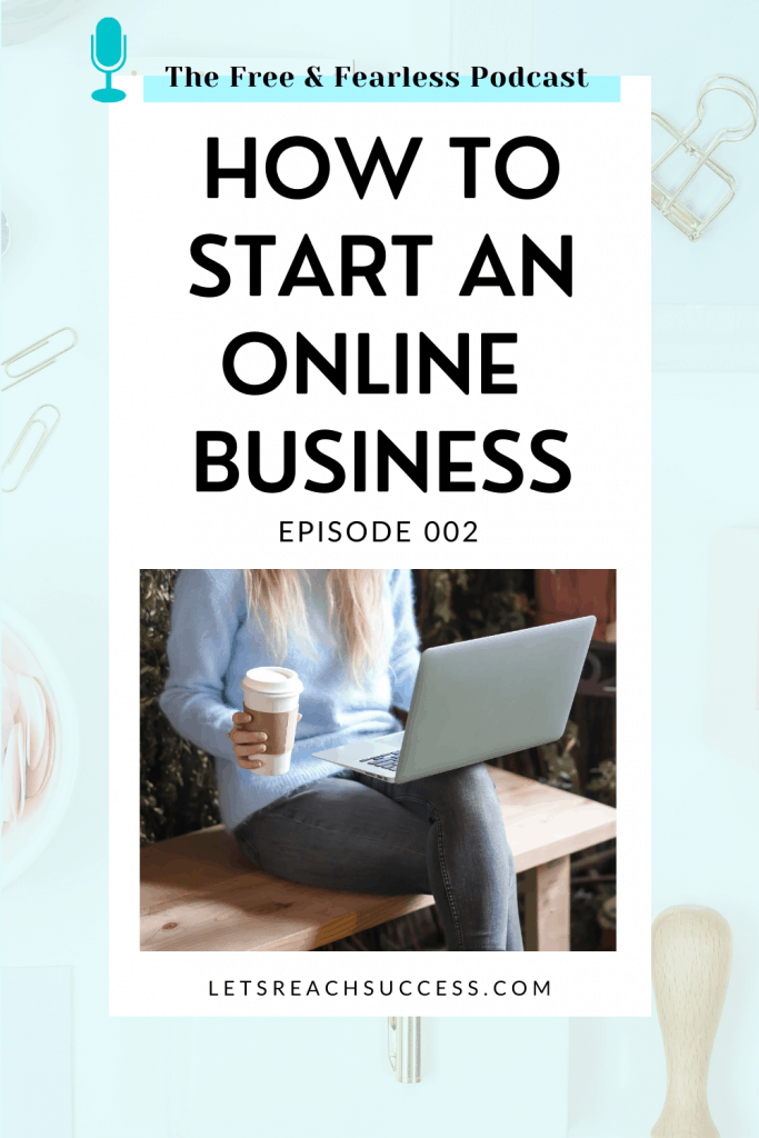 In this episode of the Free and Fearless podcast, you'll learn how to find a business idea and turn it into a profitable venture. #podcastepisode #onlinebusinessplan #onlinebusinessideas #onlinebusinesstips #bloggingtips #podcastsforwomen #businesstipsforcoaches