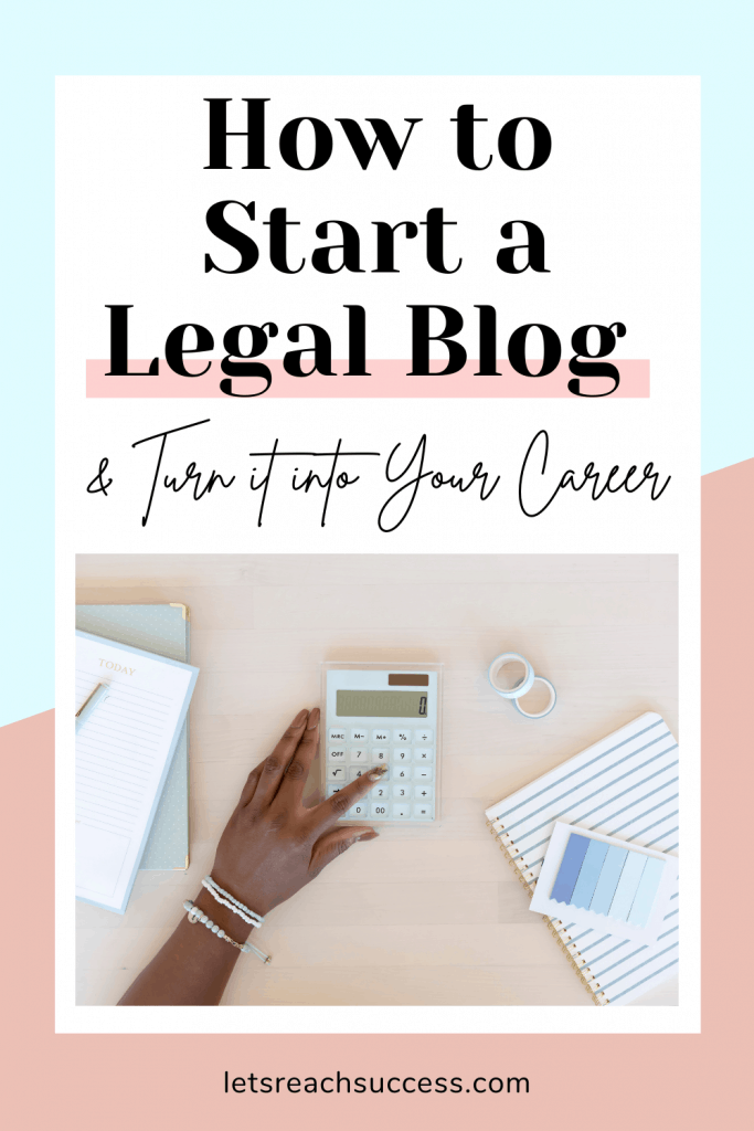 Learn how to get your legal blog up and running and increase organic and inorganic traffic to make some money from your legal knowledge. #legalblog #legalblogging #legalbloggingtips #lawblog #makemoneyblogging