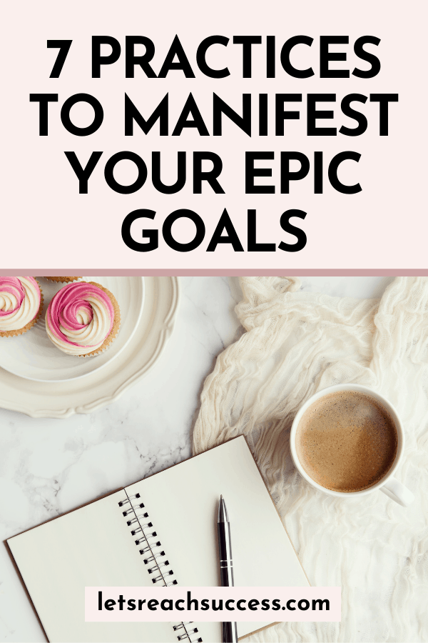 If you want to manifest something in your life and truly be the creator of your future, check out the tools I use that help me the most: #manifestation #manifestationjournal #manifesting #manifestationtips #journaling #successhabits #spiritualgrowth