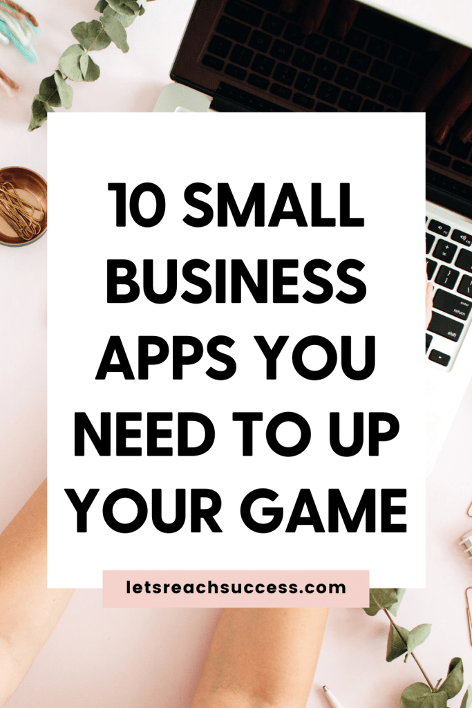 If you haven't taken inventory of the areas your business needs improvement, now's the time to invest in the right small business apps: #smallbusinessapps #toolsforsmallbusiness #smallbusinesstools #productivitytools #businesstoolkit #businesstools #businessapps