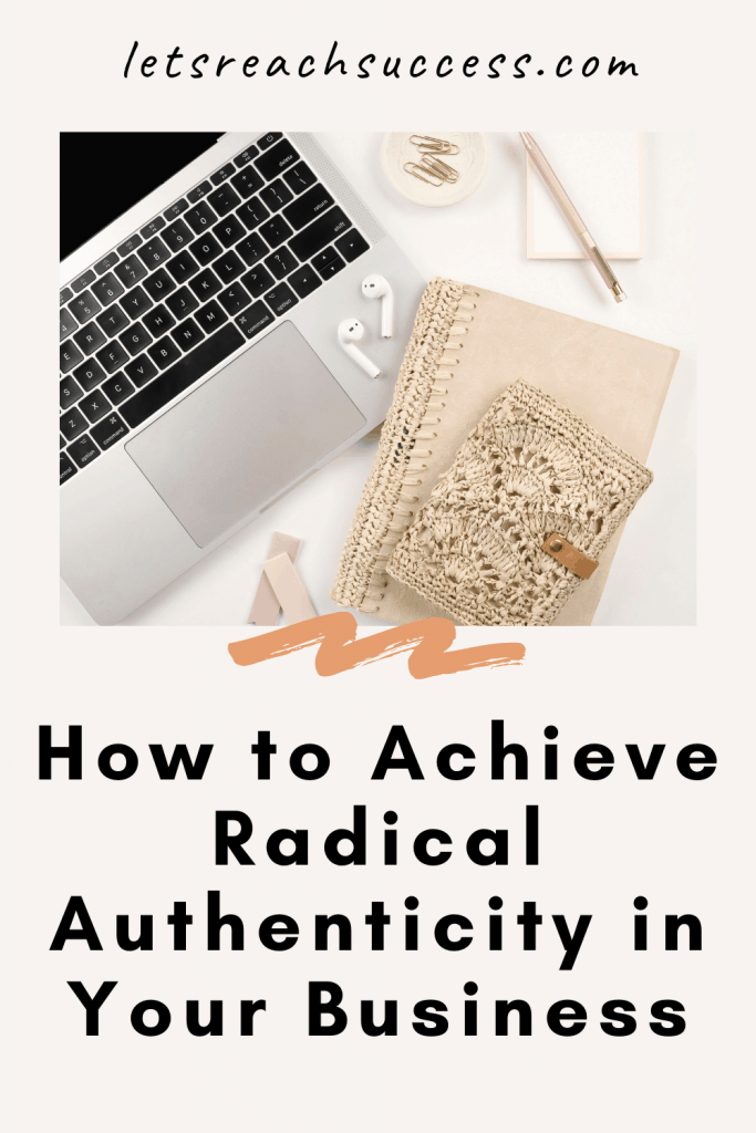 Want to achieve radical authenticity and do business with integrity? Here are my best tips for building an honest and trustworthy brand: #authenticbusiness #authenticbrand #brandingtips #authenticityinbusiness #authenticitydefinition #businesstipsforwomen