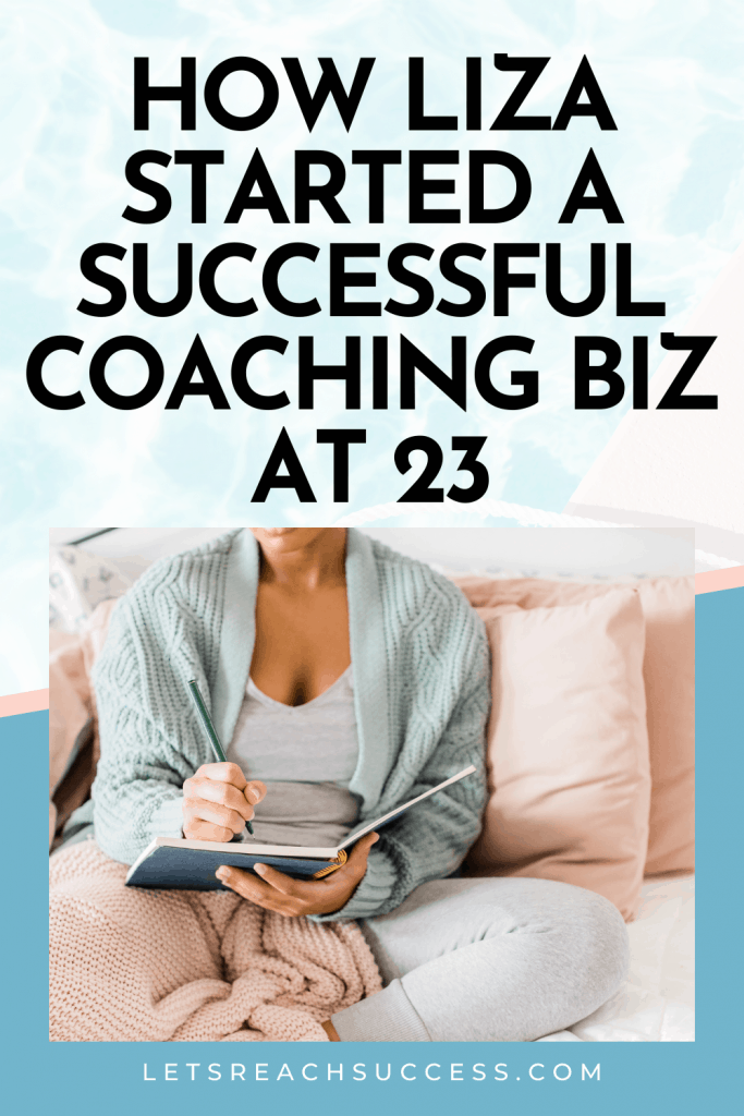 In this interview, mindset mentor Liza Leiss shares the story of starting her coaching business at the age of 23. #coachingbusiness #howtobecomeacoach #tipsforcoaches #mindsetcoach #mindsetcoaching