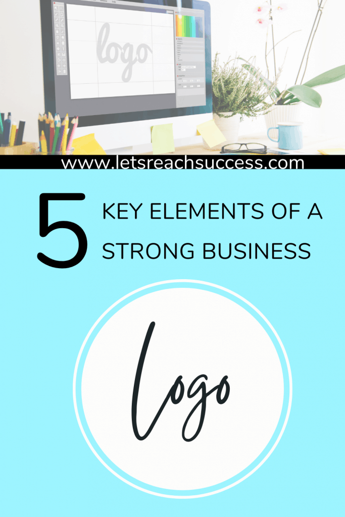 5 Key Elements of a Strong Logo Design for your Business