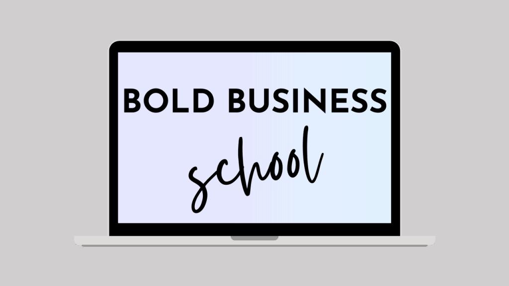 bold business school